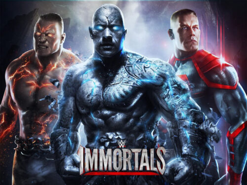WWE Immortals Android Games